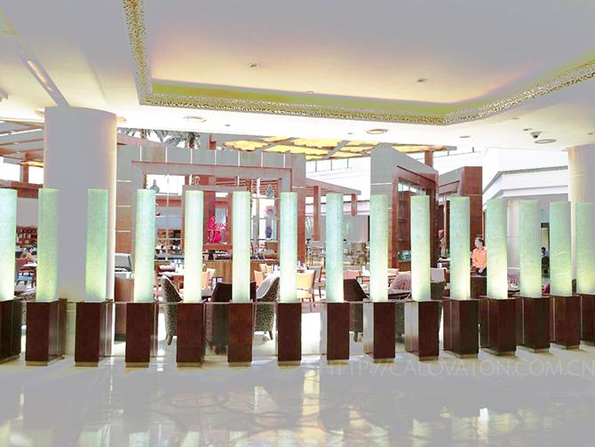 昆仑旅店工程照